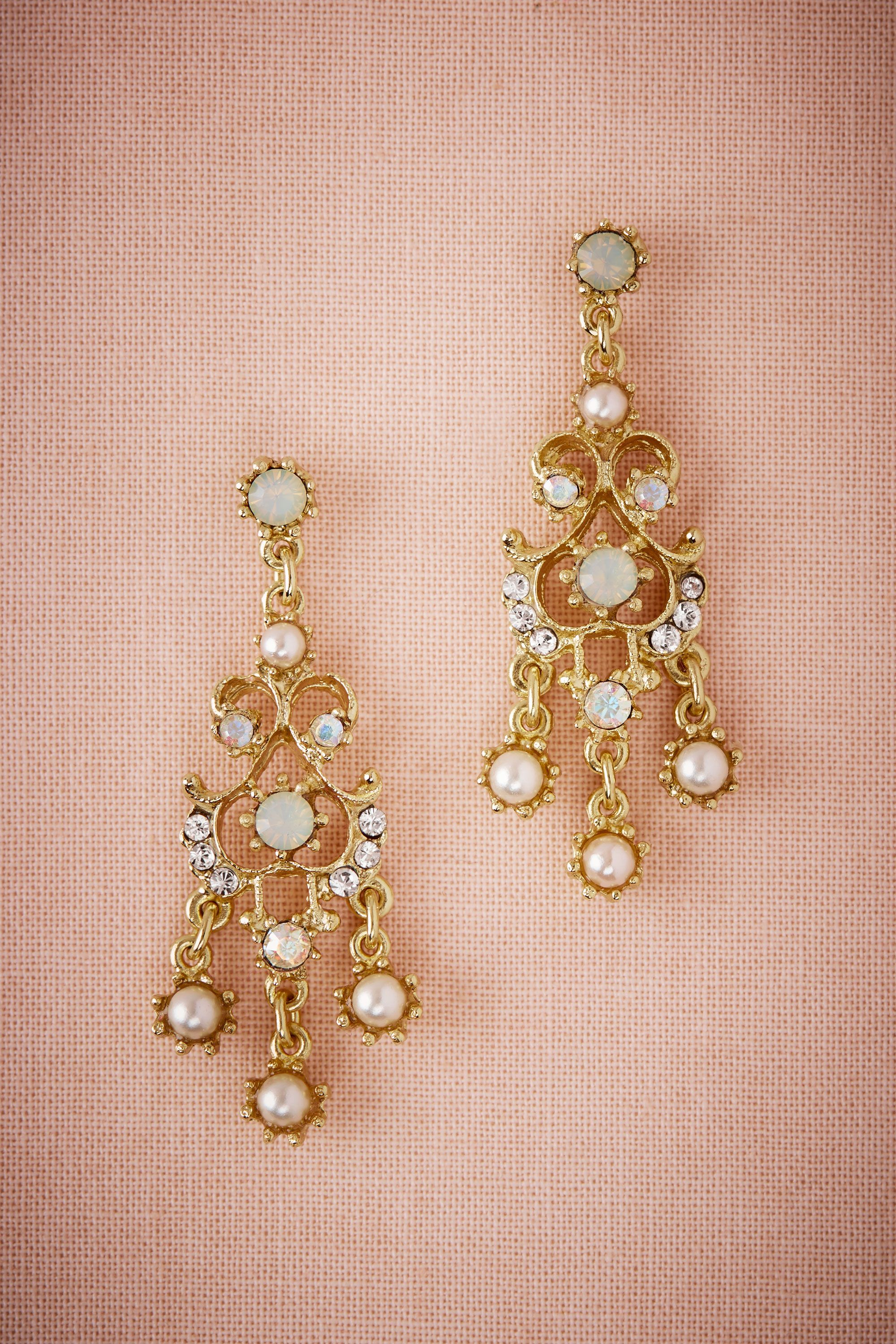 Brissa Chandelier Earrings