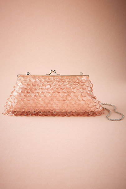 Rose Sirena Clutch | BHLDN