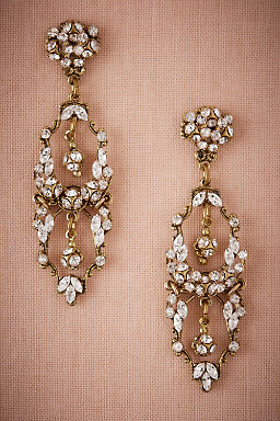 Freyr Chandelier Earrings
