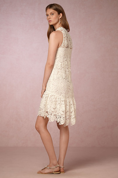 Yoana Baraschi White Riley Dress | BHLDN