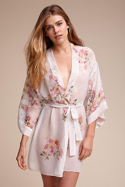 Field of Flowers Robe