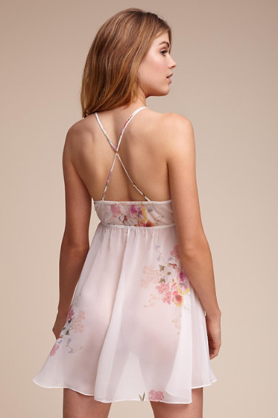Flora Nikrooz Garden Floral Field of Flowers Chemise | BHLDN