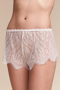 Alimendra Lace Shorts