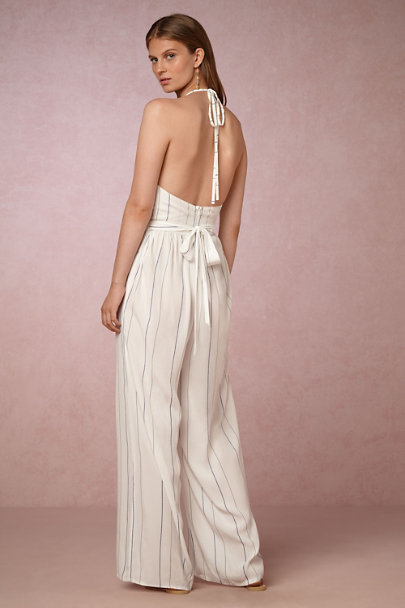 Ivory Riley Jumpsuit | BHLDN