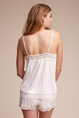 Bridal lingerie wedding dress lingerie bhldn for Bra for wedding dress shopping