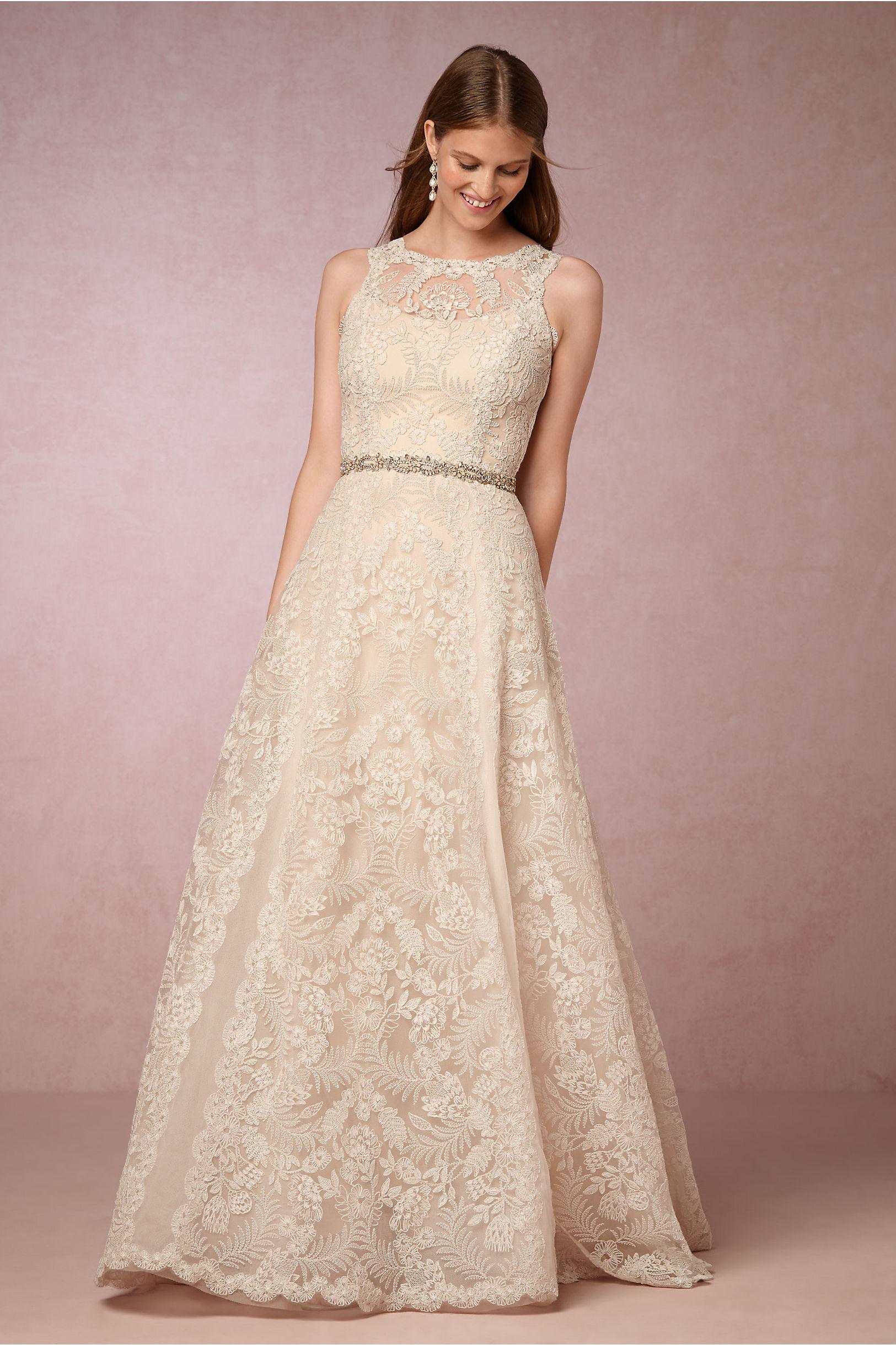 Lyra gown in sale wedding dresses bhldn for Bhldn wedding dress sale