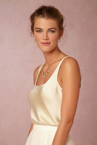 Natori Champagne In Perpetuity Camisole | BHLDN