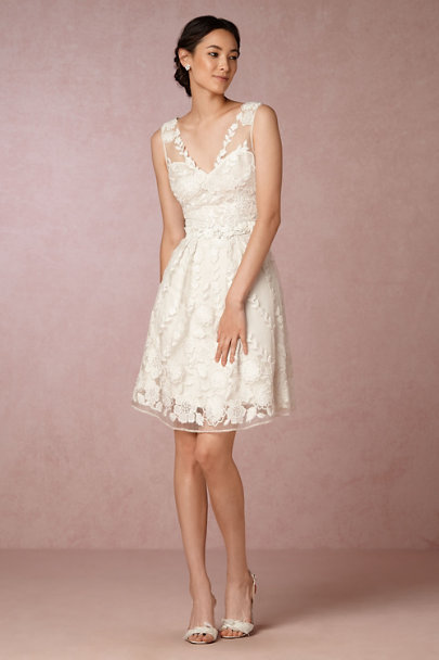 Yoana Baraschi White Ersalina Dress | BHLDN