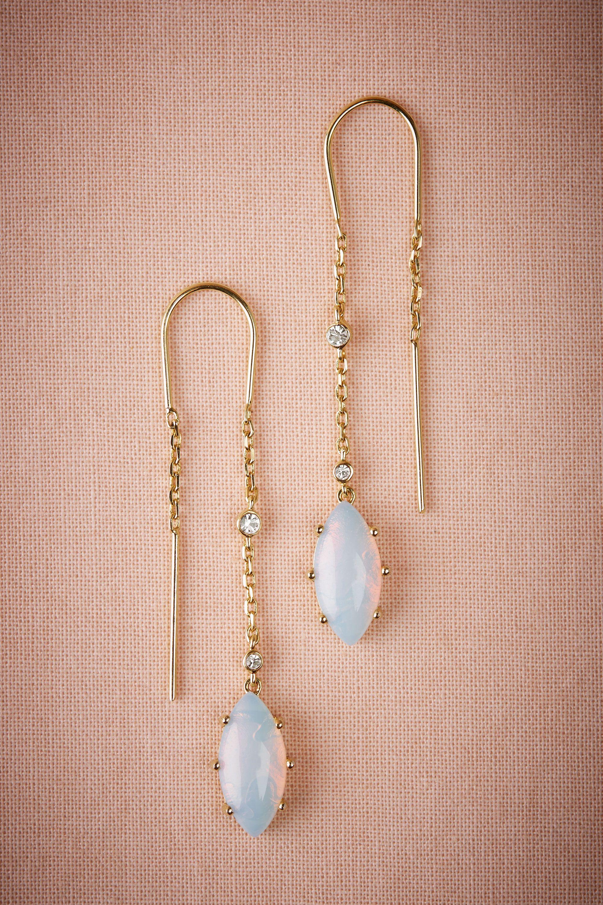 Adriana Opal Earrings
