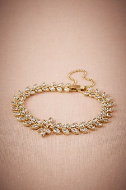 Amy O. Gold Agatha Bracelet | BHLDN