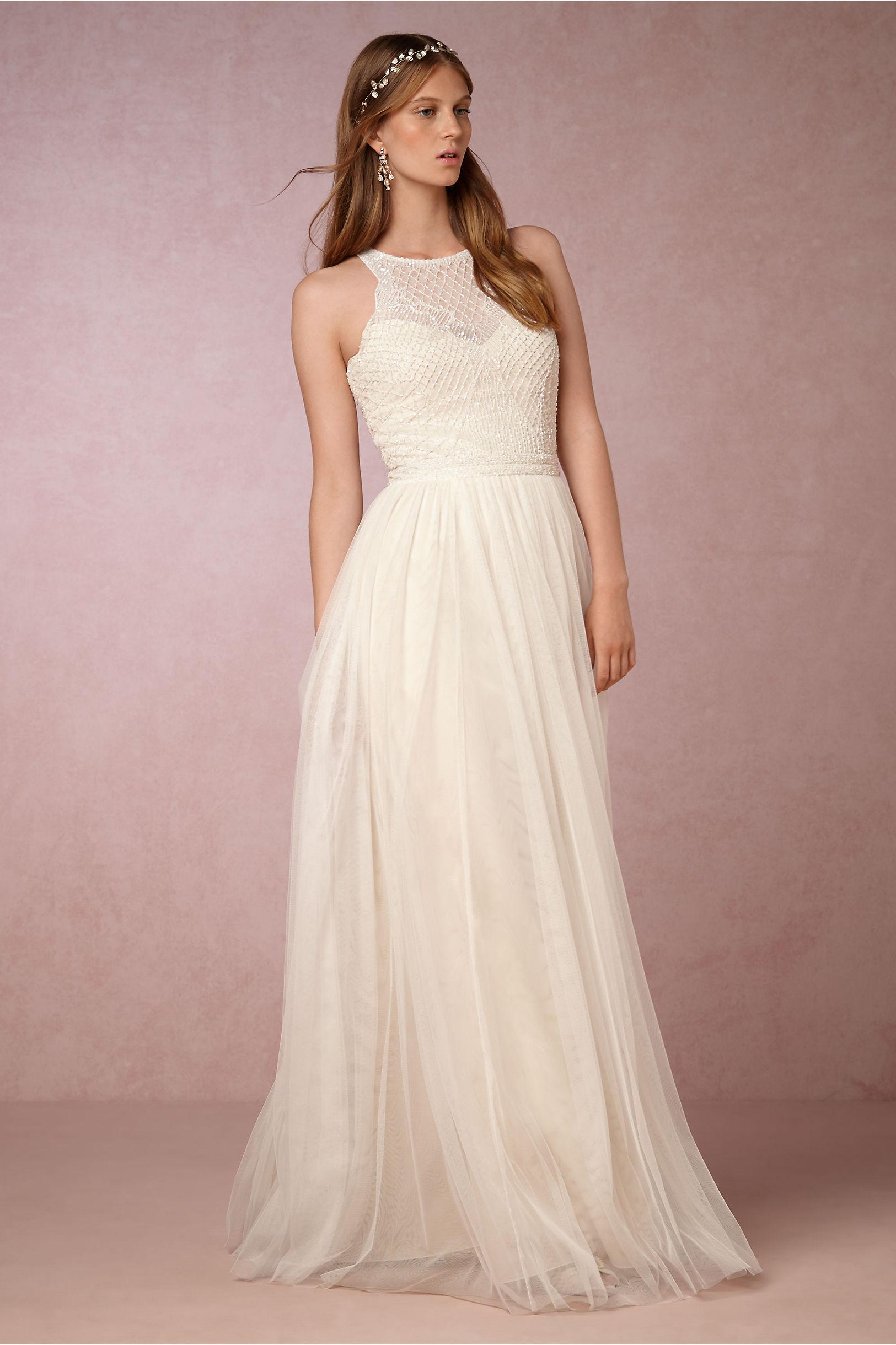 carmela gown cheapest wedding dresses Etoile Ivory Cream Carmela Gown BHLDN