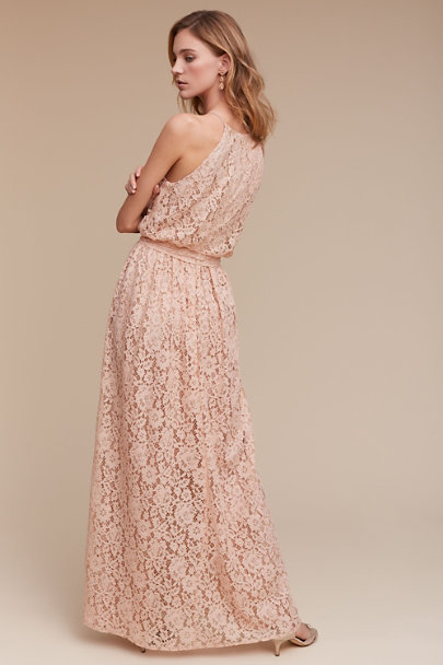 Donna Morgan Opal Pink Alana Dress | BHLDN