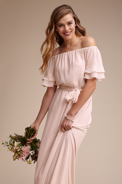 Joanna August Blush Maggie Dress | BHLDN