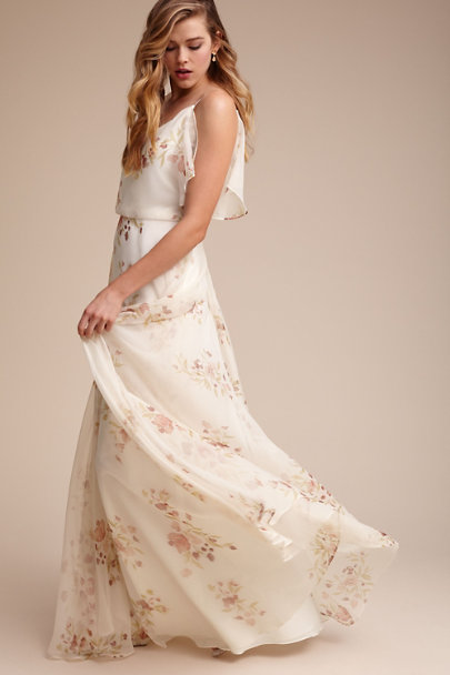 Jenny Yoo Cinnamon Rose Multi Prim Dress | BHLDN