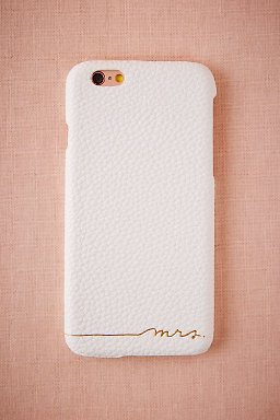 Mrs. iPhone 6 Case
