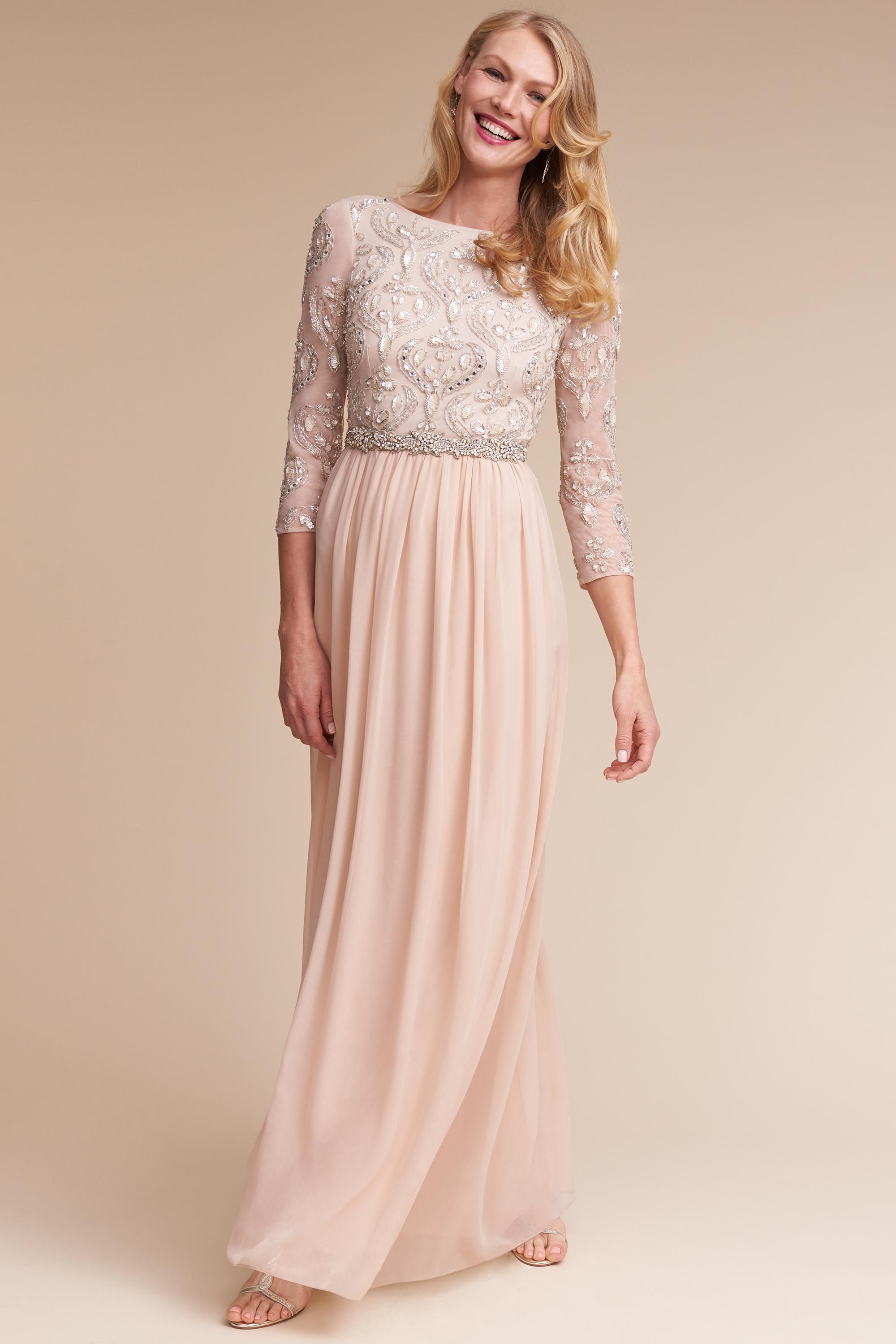 Romantic BHLDN Destination Wedding Dresses - Giada Dress