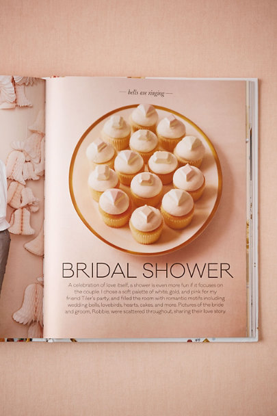 White Celebrate Everything! Book | BHLDN