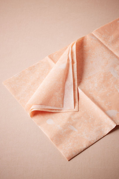 Pink Speckled Table Cover | BHLDN