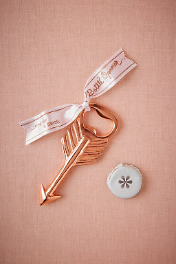 Copper Arrow Bottle Opener