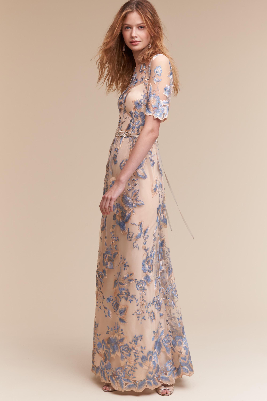 Lace Bridesmaid Dresses Long Short Styles BHLDN