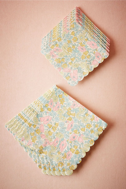 Multi Liberty London Napkins (20) | BHLDN