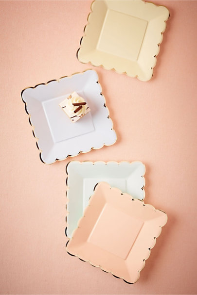 Multi Patisserie Plates (8) | BHLDN