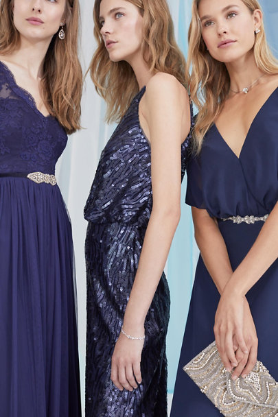 Donna Morgan Midnight Alana Dress | BHLDN