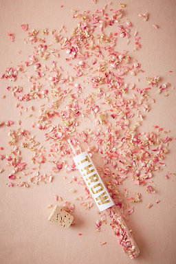 Eco-Friendly Floral Confetti