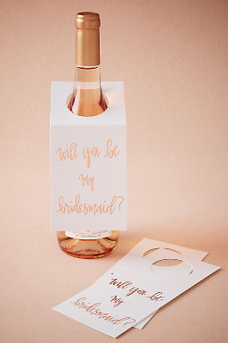 Be My Maids Wine Topper (3)