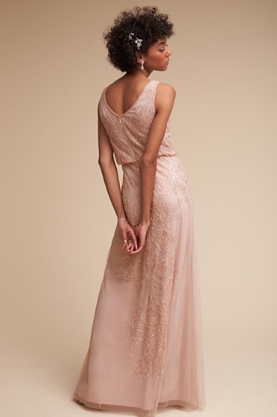 Adrianna Papell Shell Aubrey Dress | BHLDN