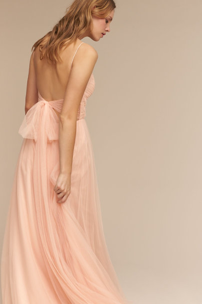 Watters Blush Tinsley Dress | BHLDN