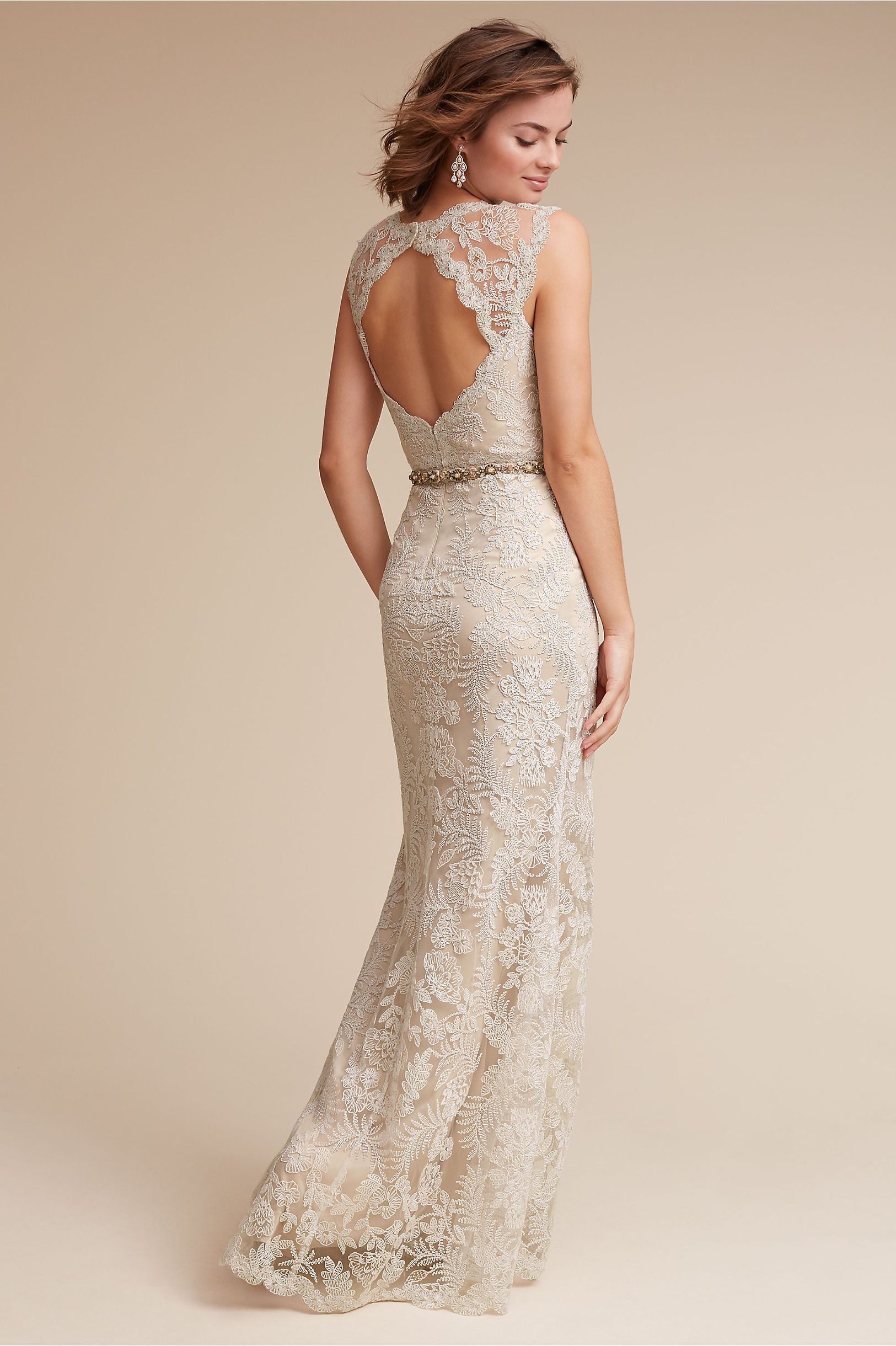April gown in bride wedding dresses bhldn for Bridesmaid dresses for april wedding