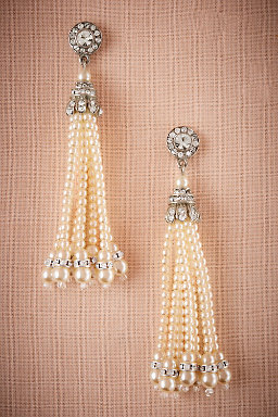 Theda Tassel Earrings