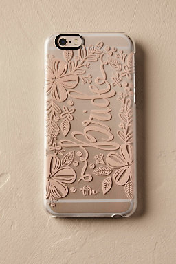 Peachy Bride iPhone Case