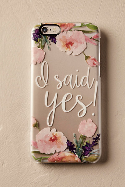 Assorted I Said Yes! iPhone Case | BHLDN
