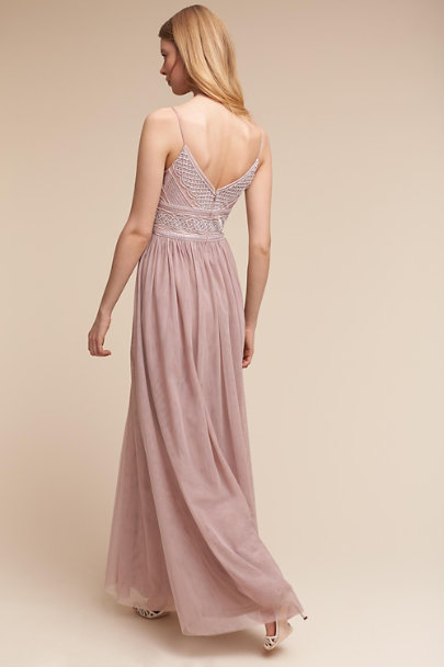Aida dress in sale bhldn for Adrianna papell wedding guest dresses