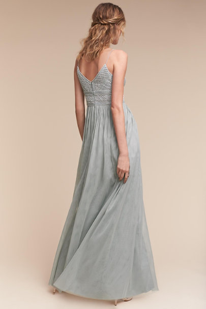 Adrianna Papell Morning Mist Aida Dress | BHLDN
