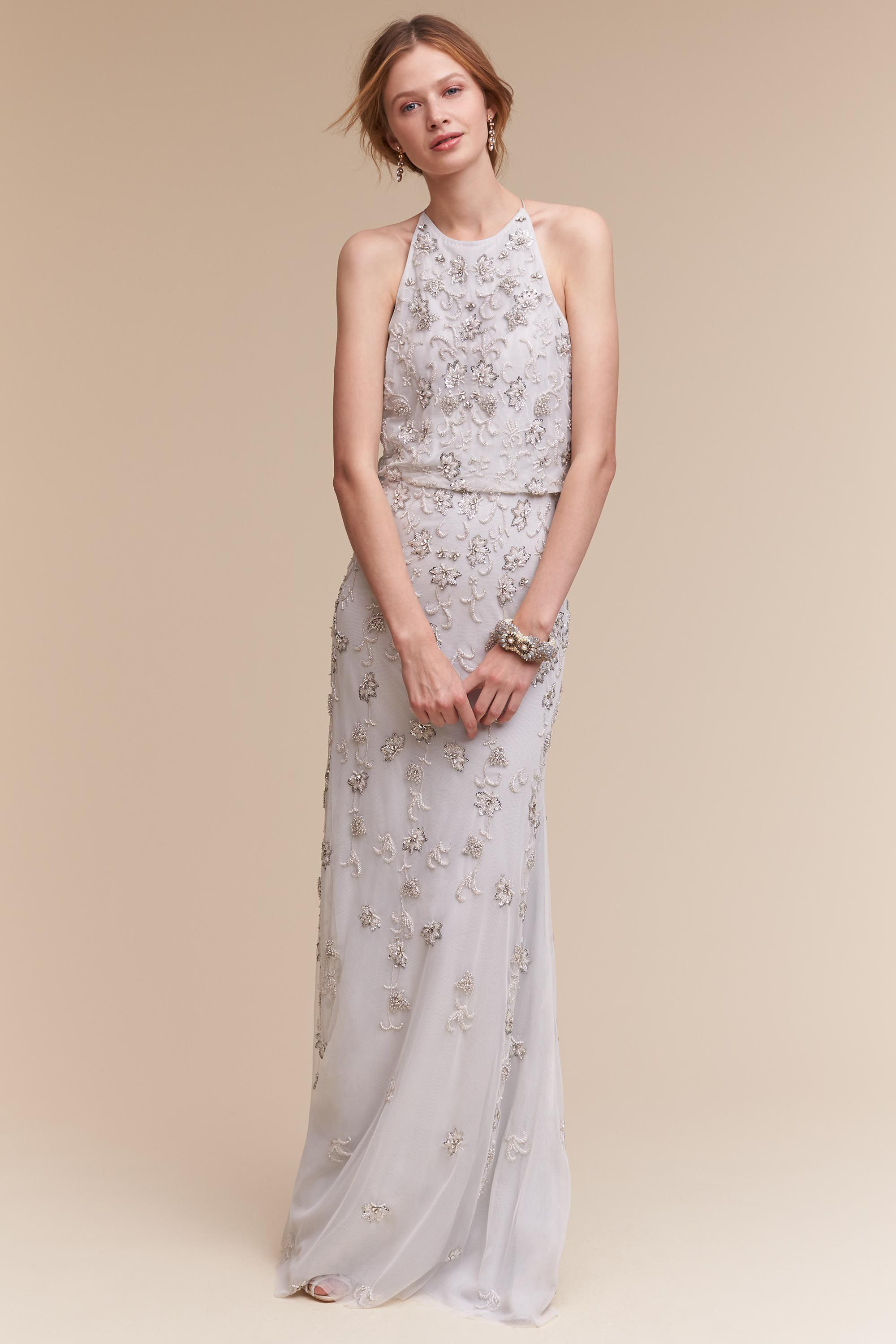 Romantic BHLDN Wedding Dresses - Starling Gown