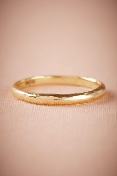 Gold Vega Ring | BHLDN