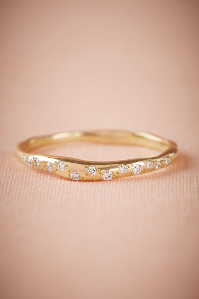 Gold Trestella Ring | BHLDN