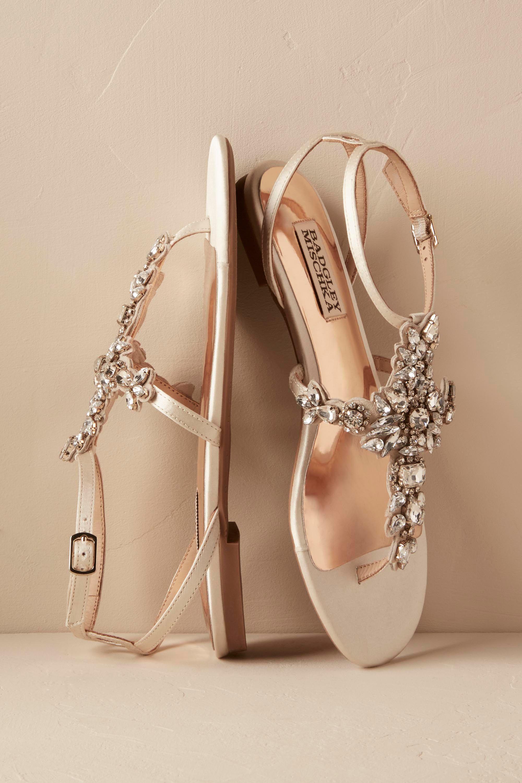 Wedding Bridal Shoes Flats wedding dress shoes bridal bhldn maldiva sandals
