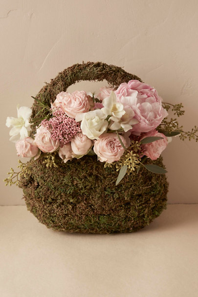 Moss Forest Moss Basket | BHLDN