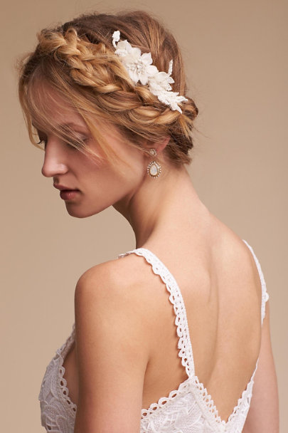 A.B. Ellie Ivory Madelyn Comb | BHLDN
