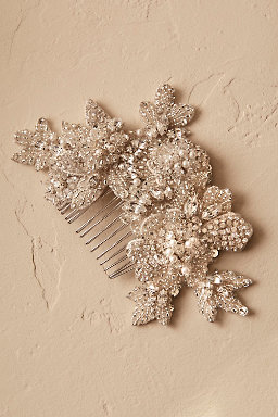 Shimmering Blooms Comb
