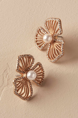 Treflora Earrings