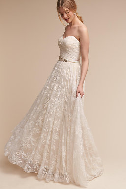 Freesia Gown