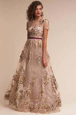 Party Dresses - Lace &amp- Vintage-Inspired Event Dresses - BHLDN