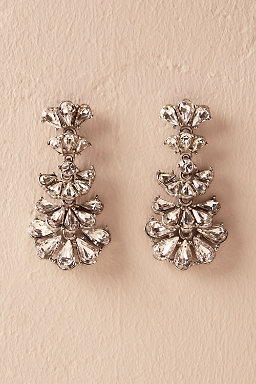 Miya Crystal Drop Earrings