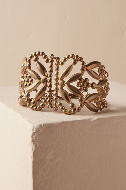Gold Kia Bracelet | BHLDN
