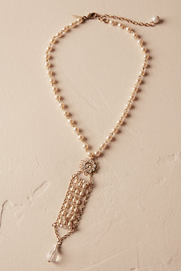 Renoir Pearl Necklace